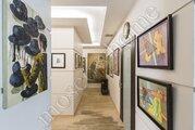 Трехкомнатная квартира в г. Москва, 1-й Зачатьевский пер-к, дом 5 - Фото 4