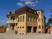 Шикарный большой особняк с бассейном и сауной недалеко от Москвы. - Фото 3