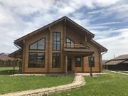 Продается дом из клееного бруса с видом на Круглое Озеро - Фото 1