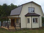Продам дом в охраняемом коттеджном поселке рядом с г. Обнинск - Фото 1