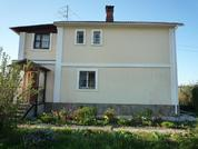 Дом в Кратово, (Хрипань, ул. Полевая), 130м2+баня, 16.5 соток - Фото 1