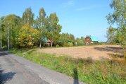 Участок рядом с водоемом для купания в Волоколамском районе