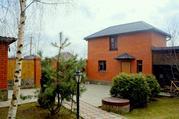 Красивый коттедж 250 кв.м, на участке 15 сот, в 20 км от Москвы - Фото 3