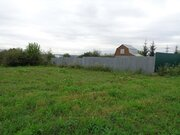Участок под ПМЖ в Подольском районе в обжитой деревне - Фото 4