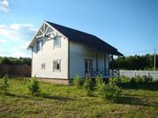"""Новый дом """"под ключ"""" в деревне Совьяки. Лес, река Протва, ИЖС - Фото 2"""