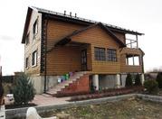 Современный дом коттедж в Егорьевске 186 кв.м. - Фото 1