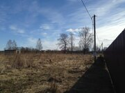 Участок 20 соток в д. Хомьяново Рузский район Московской области - Фото 3