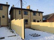 Продам отдельное 2-х эт. домовладение 90 кв. м. (3-х секционный таунха