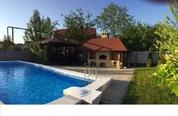 Новый дом с бассейном в районе автоколонны - Фото 1