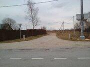 Участок Чехов, Симферопольское шоссе, д. Ваулово, ИЖС, 10 соток. - Фото 3