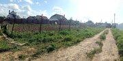 12 сот, ПМЖ, го Домодедово, д. Юсупово, 27 км от МКАД - Фото 1