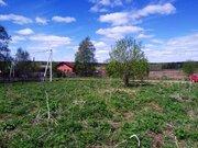Участок для ПМЖ. 15 соток в жилой деревне, в ближнем Подмосковье - Фото 4