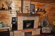 Дом с баней в деревне у озера, участок 19 соток для ИЖС, д.Бабурино - Фото 3