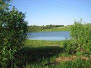 Участок 6 соток рядом с озером со старым домиком 55 км от Москвы - Фото 3