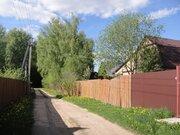 Участок 11с в СНТ рядом с Новогришино, свет, круглогодичный пр, 45 км - Фото 5