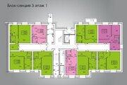 Продам студию 28 кв.м. с балконом мкр. Солнечный - Фото 4