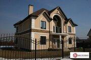 Дом - Замок в Новой Москве ! Лес , Озеро, Калужское шоссе - Фото 1