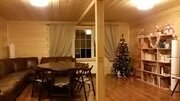 Продается новый двухэтажный дом 260м2 на берегу реки - Фото 1
