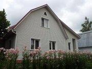 Продается дом 120м2 на участке 20 соток в д.Тяжино, Раменский райо - Фото 4