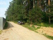 Участок 11 соток в СНТ Литвиново-2 Щелковского р-на, 30 км от МКАД - Фото 1