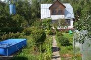 Дачный участок с домом 75 кв.м. в СНТ Курилово-1 - Фото 1