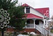 Красивый дом. Калужское ш, 22 км от МКАД, Шахово. - Фото 2
