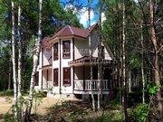 Новый загородный дом для постоянного проживания с панорамными окнами н - Фото 3