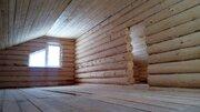 Дом из бревна в ДНП Волосово - Фото 4
