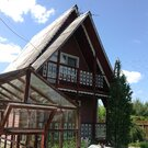 Дачный участок 6 соток с домом вблизи д.Валищево 20 км. от МКАД 15 - Фото 1