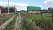 Земельный участок в деревне Воронино - Фото 3