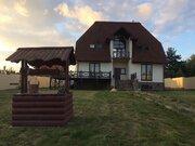 Продается дом 363 м.кв. д. Рыбаки пос Грабовское - Фото 1
