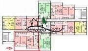 9 499 000 Руб., Продается 3-х комнатная квартира Москва, Зеленоград к1117, Купить квартиру в Зеленограде по недорогой цене, ID объекта - 318414983 - Фото 7