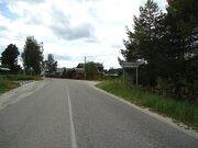 Участок в 2 км от города Егорьевск в деревне Васютино - Фото 1
