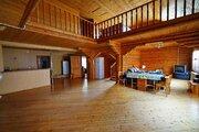 Домовладение: дом-сруб, баня-сруб, на участке 30 соток в с. Ольгинка - Фото 3