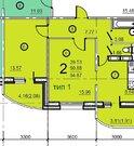 Купить квартиру в Воскресенске! 2к.кв. в новострйке ул.Куйбышева д.47а - Фото 5