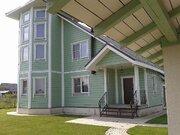 Дом в коттеджном поселоке - Фото 1
