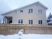 Брусовой дом на окраине г. Киржач
