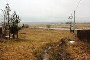 15 сот под ИЖС на берегу реки в д.Юрцово - 85 км Щелковское шоссе - Фото 1