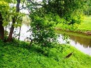 Участок 3,4га на берегу реки под кфх, родовое гнездо, базу отдыха, жив - Фото 1