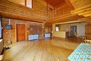 Домовладение: дом-сруб, баня-сруб, на участке 30 соток в с. Ольгинка - Фото 2