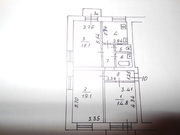 Продажа 3-комнатной квартиры м.Спортивная - Фото 1