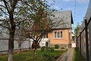 Часть (50,1 м2) жилого дома в г. Наро-Фоминске на ул. Володарского - Фото 2