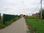 Участок под ПМЖ в Подольском районе в обжитой деревне - Фото 2