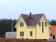2-этажный дом 120 м2 (пеноблоки) на участке 11 сот, 4 км до города - Фото 1