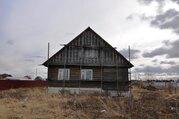 Незавершенный строительством дом в д.Аленино, участок 28 соток. - Фото 3