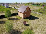 Дом 72 м2 на участке 7 сот, 2 этажа, 15 км от города - Фото 3