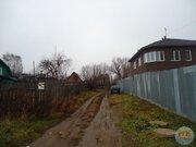 Участок ИЖС 8 соток, г. Пушкино, мкр. Новая Деревня - Фото 3