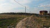 Продается земельный участок вблизи д.Костюнино, Щелковский р-он - Фото 4