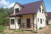 Продам дом 135 кв.м в охраняемом коттеджном поселке рядом с г. Обнинск - Фото 1