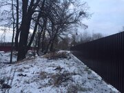 Участок 10 соток пос. Любучаны Чеховский р-н, 38 км от МКАД. - Фото 4